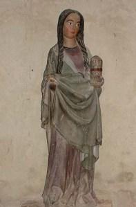 Marie-Madeleine et le flacon de Nard