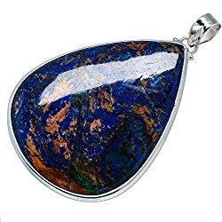 azurite-pendentif