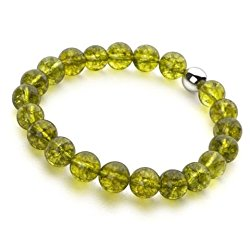 péridot bracelet